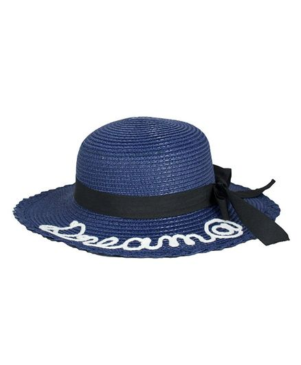 Kidofash Dream Embroidered Hat - Blue