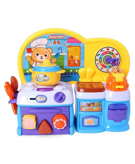 dfb565a2a Kitchen Play Set Multicolor Online India