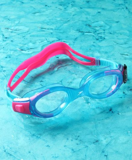 Speedo Swimming Goggles - Pink & Blue