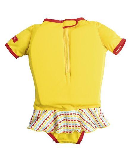 cd39f8ed7307b Bestway Fisher Price Girl Swim Float Suit Yellow Online India, Buy ...