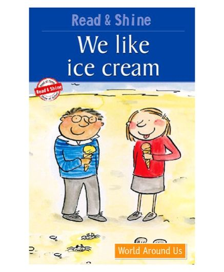 Pegasus Read And Shine We Like Ice Cream Level 2 - English