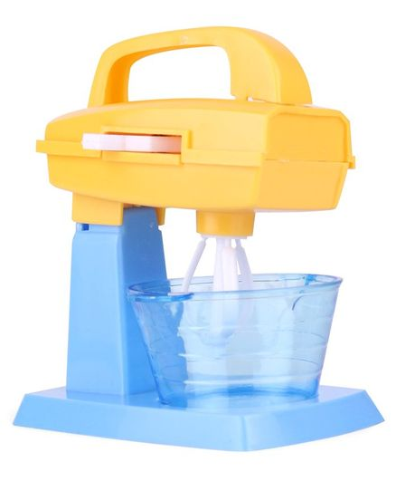 Ratanas Toy Grinder - Blue Yellow