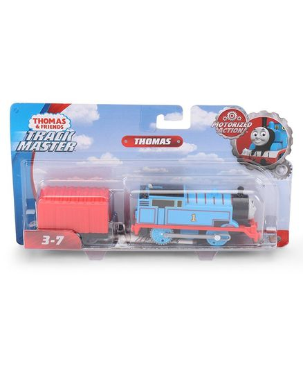Thomas & Friends Track Master Motorized Thomas Toy Engine Blue Red for (3-7  Years) Online India, Buy at FirstCry com - 2681733