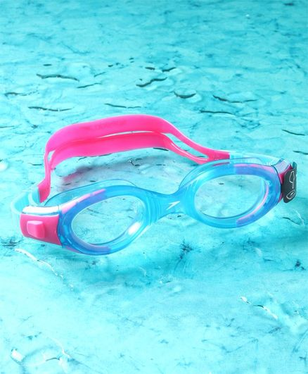 66cde47d40 Speedo Swimming Goggles Blue Pink Online India, Buy Sports ...