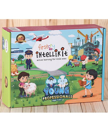 FirstCry Intellikit Young Professionals Kit (4 - 6 Y)