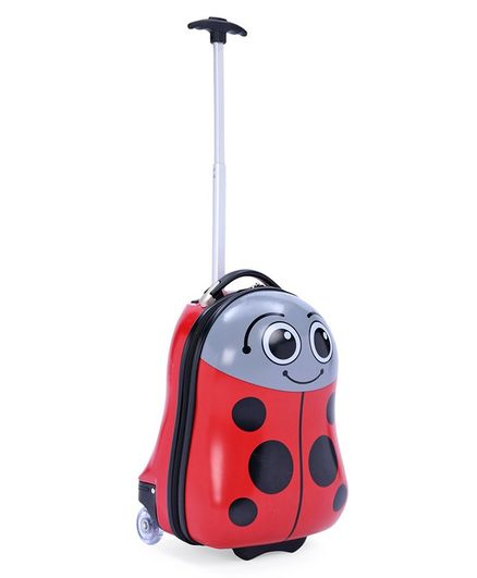 cb9352bce Baby Luggage Trolley Bag Beetle Print Red Online in India, Buy at ...