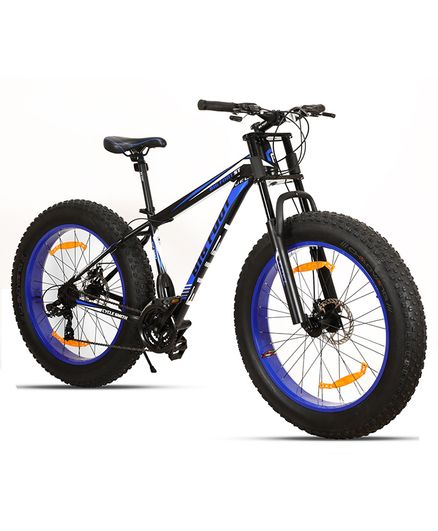 cb6e972d GetBest Big Foot Fat Tire Bicycle Blue 23 inches Online in India, Buy ...