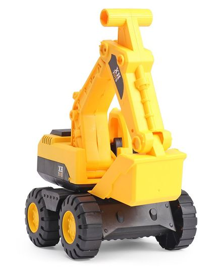 Hrijoy Trailblazer JCB Toy Yellow for (3-8 Years) Online India, Buy at  FirstCry com - 2716530
