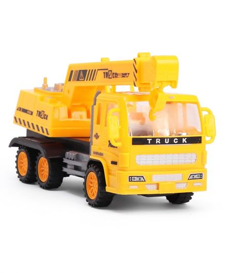 Hrijoy JCB Crane Model Toy Yellow for (3-8 Years) Online India, Buy at  FirstCry com - 2716558