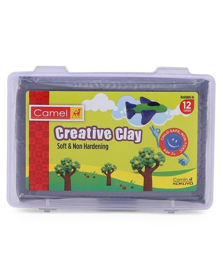 Camel Creative Clay Black - 150 GM
