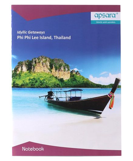 Apsara Single Line Notebook 120 Pages Online in India, Buy at Best Price  from Firstcry com - 2734853