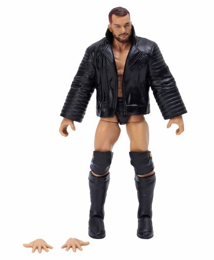 WWE Elite Action Figure Finn Balor with Accessories - Height 16.5 cm