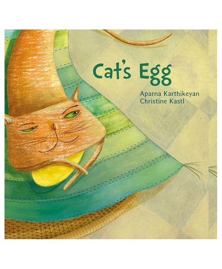 Cats Egg Story Book English Online In India Buy At Best Price From Firstcrycom 2739600