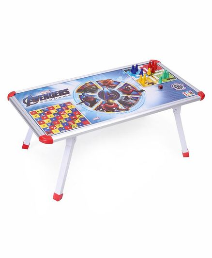 Wondrous Marvel Avengers Endgame Game Table Multicolour Online In India Buy At Best Price From Firstcry Com 2754190 Home Interior And Landscaping Elinuenasavecom