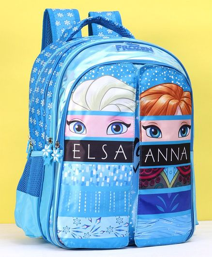 d4d821910bae Disney Frozen Elsa & Anna Print Blue Height 16 Inches Online in India, Buy  at Best Price from Firstcry.com - 2764296
