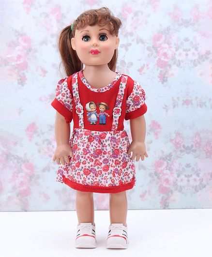 c4440630a Speedage Senorita Doll Red Height 48 cm Online India