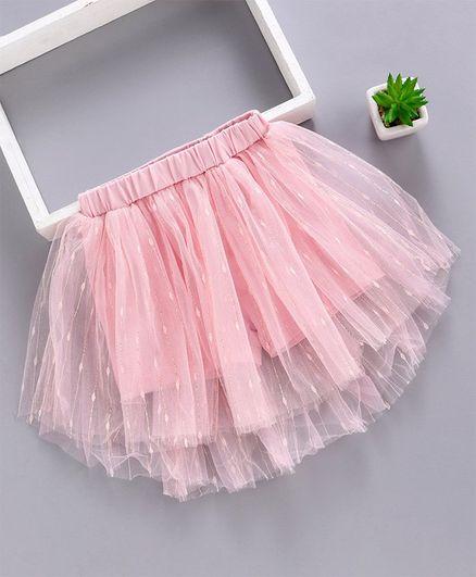 c31554264c Buy Meng Wa Shimmery Tutu Skirt Light Pink for Girls (3-6 Months ...