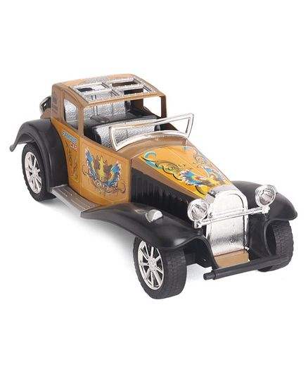 Dr Toy Friction Vintage Car Brown for (3-10 Years) Online India, Buy at  FirstCry com - 2788667