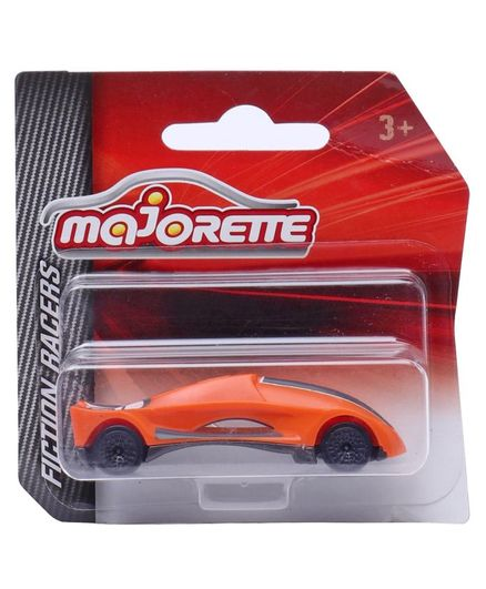 Majorette Friction Razer Cars Orange for (3-10 Years) Online India, Buy at  FirstCry com - 2808011