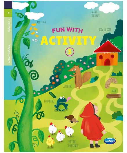 Fun With Activity Part III - English