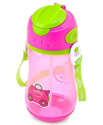 Trunki Drinks Bottle Trixie Pink - 400 ml