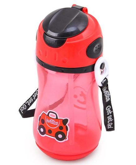 Trunki Drinks Bottle Trixie Red - 400 ml