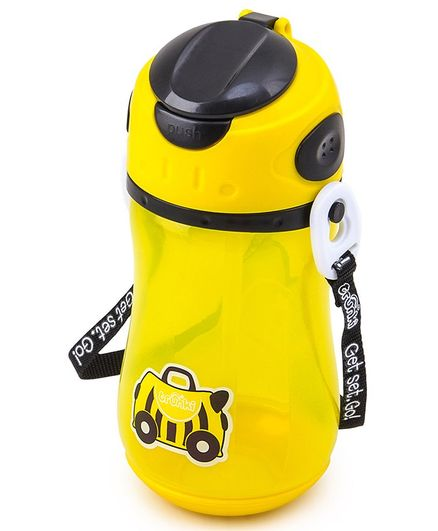 Trunki Drinks Bottle Trixie Yellow - 400 ml