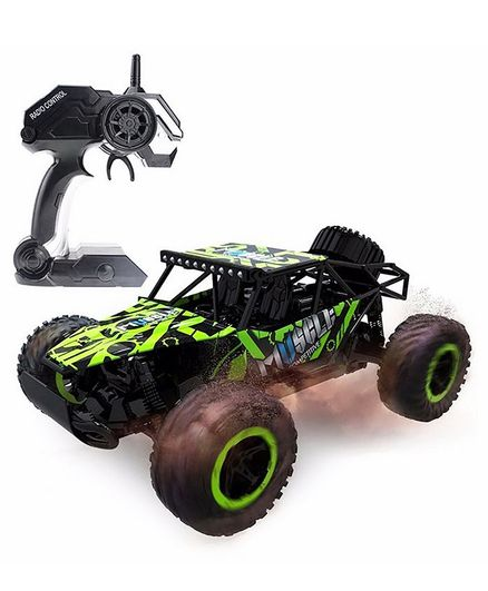 Yamama Cheetah King 2 4Ghz Extreme Power RC Budgy Drift Car Green Online  India, Buy RC Toys for (6-10 Years) at FirstCry com - 2840825