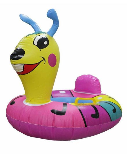 EZ Life Inflatable Ant Swimming Ring - Multicolour
