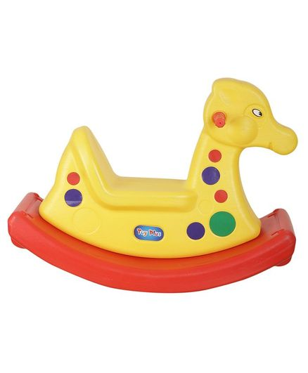 NHR Plastic Horse Ride On