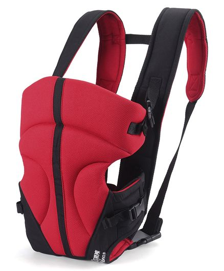 3 in 1 Baby Carrier - Dark Red