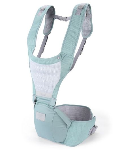 Baby Hip Seat Carrier - Green