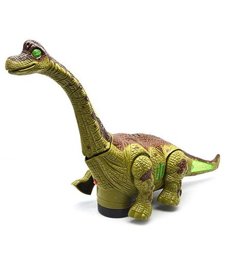 6f95336e4f7f FunBlast Walking and Moving Dinosaur Toy with Lights and Sounds Green  Online India, Buy Musical Toys for (3-8 Years) at FirstCry.com - 2894321
