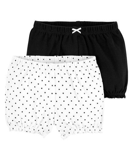 white shorts 12-18 months
