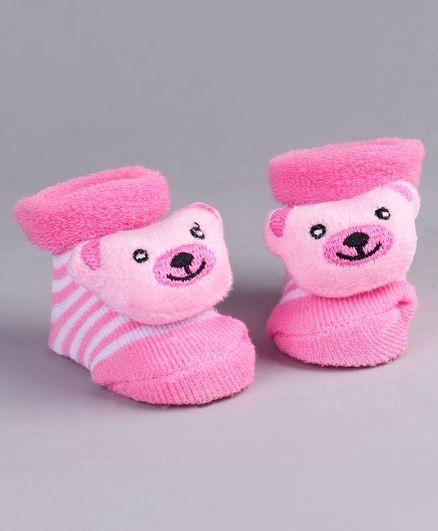 Buy Cute Walk by Babyhug Socks Shoes