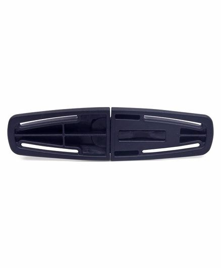 Child Safety Car Seat Belt Buckle - Black