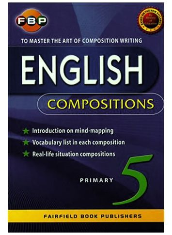 Fairfield Book Publisher English Compositions Primary 5 English Online in  India, Buy at Best Price from Firstcry com - 300451