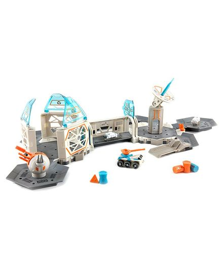 Hexbug Nano Space Discovery Station - 55 Pieces