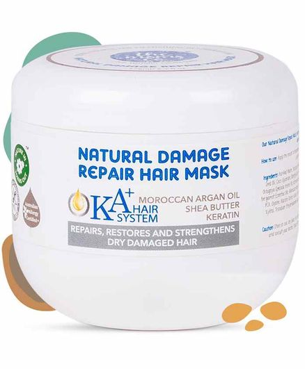 The Moms Co. Natural Damage Repair Hair Mask - 175 ml