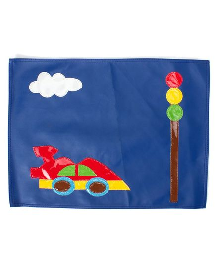 Rv Praman Table Mat Racing Car - Multicolor