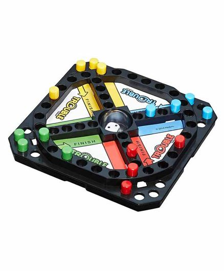 Hasbro Trouble Board Game - Multicolour