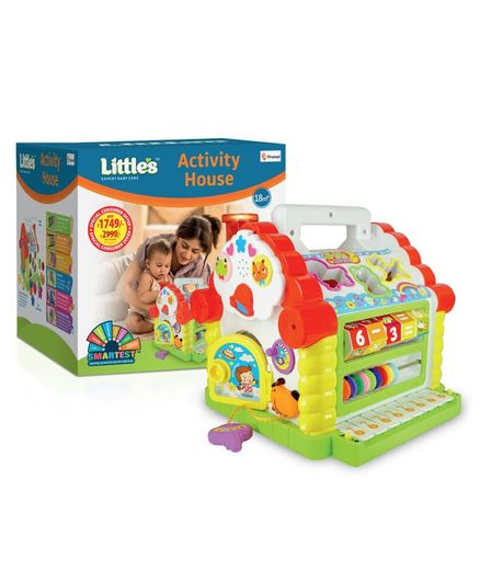 Little's Activity House - Multicolor