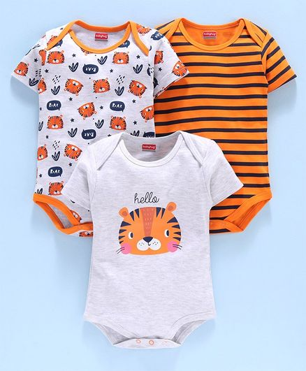 Baby Girls Boys Vest Disney Tigger Romper Newborn 0-3 3-6 6-9 Months 100/% Cotton