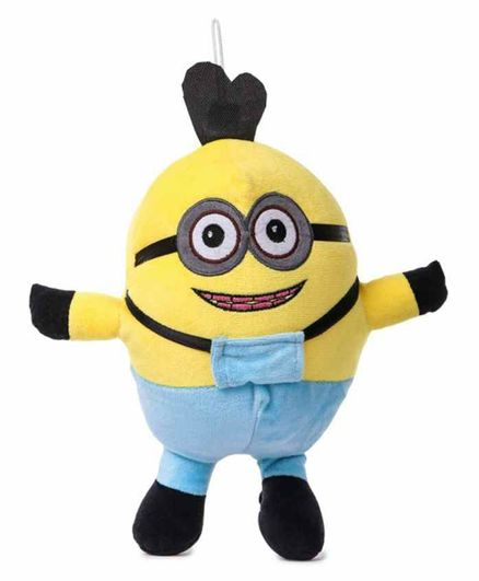 Deals India Minion Stuff Toy Yellow - Height 30 cm