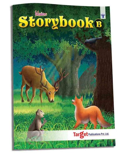 Target Publications Blossom Story Book B - English