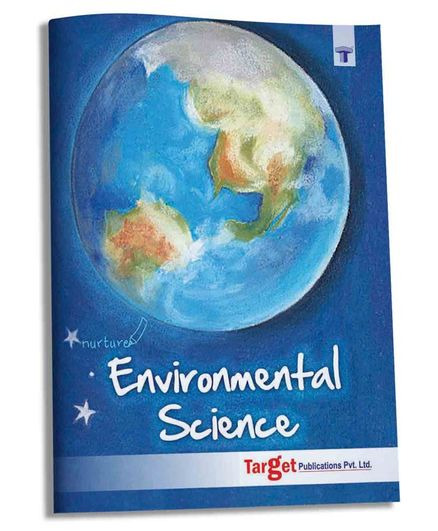 Target Publication Nurture Environmental Science Picture Book for Kids in English