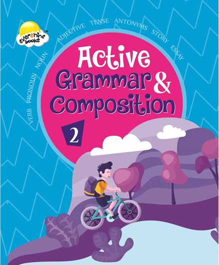 Evershine Activity Grammar and Composition 2 Book - English