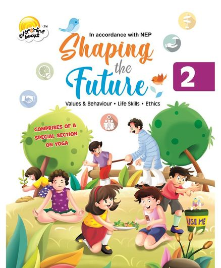 Evershine Shaping The Future Book 2 - English
