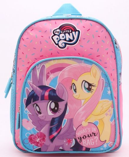 My Little Pony School Bag Pink - 12 Inches