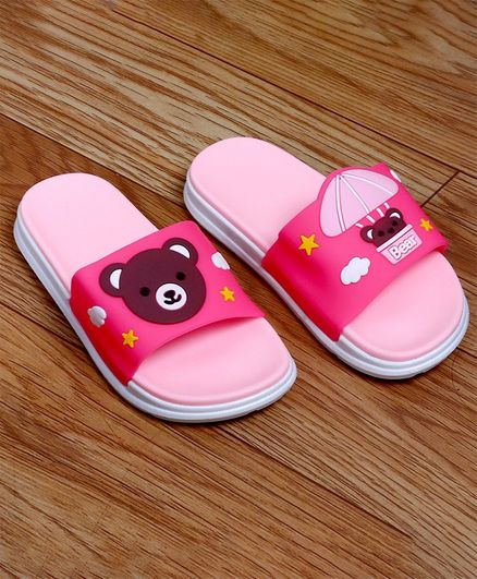 NWT MY LITTLE PONY Pink Flip Flop Sandals Sz 5-6 Toddler//Little Girl